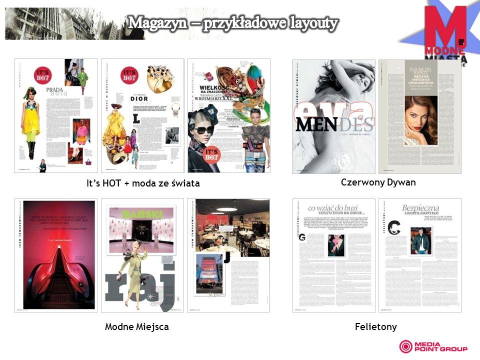 Its HOT + moda ze świata Czerwony Dywan Modne MiejscaFelietony