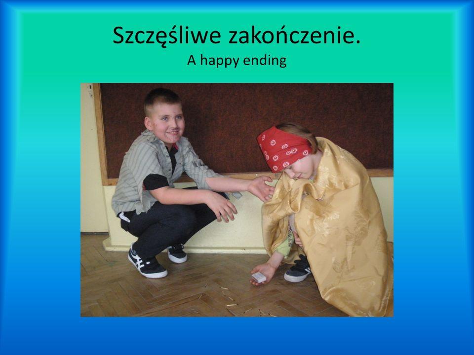 Szczęśliwe zakończenie. A happy ending