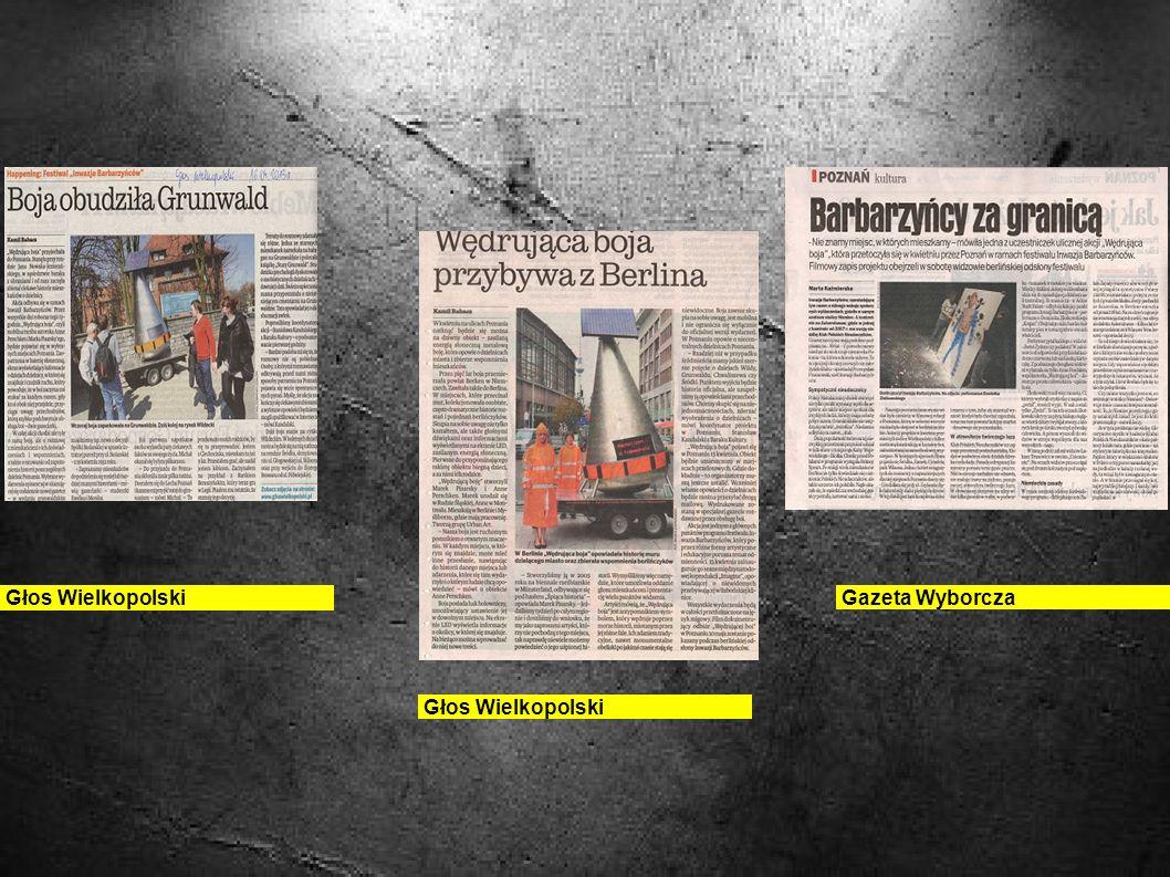 Gazeta Wyborcza Głos Wielkopolski
