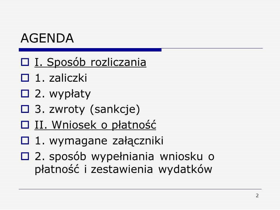 AGENDA 3.