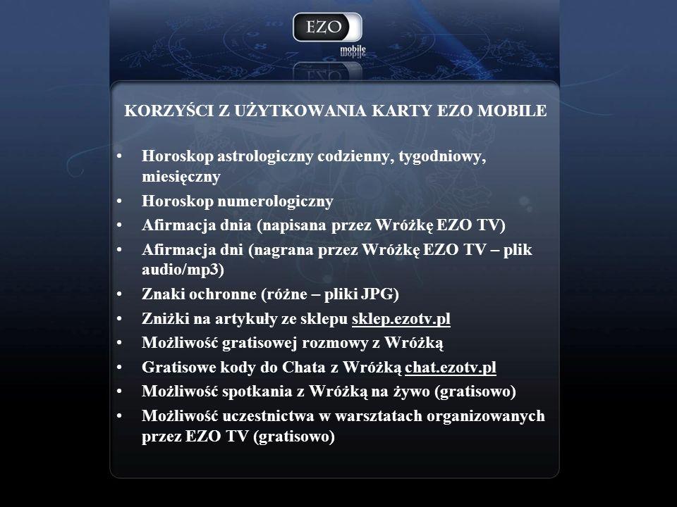 EZO mobile - jak dotrzemy do abonenta .