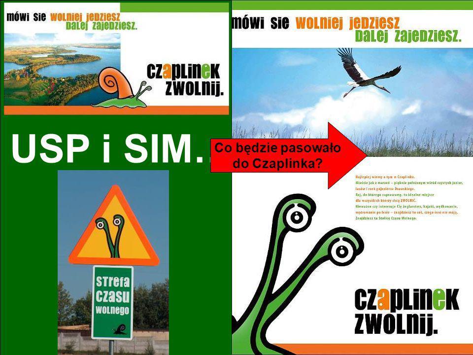 USP i SIM… Co będzie pasowało do Czaplinka?