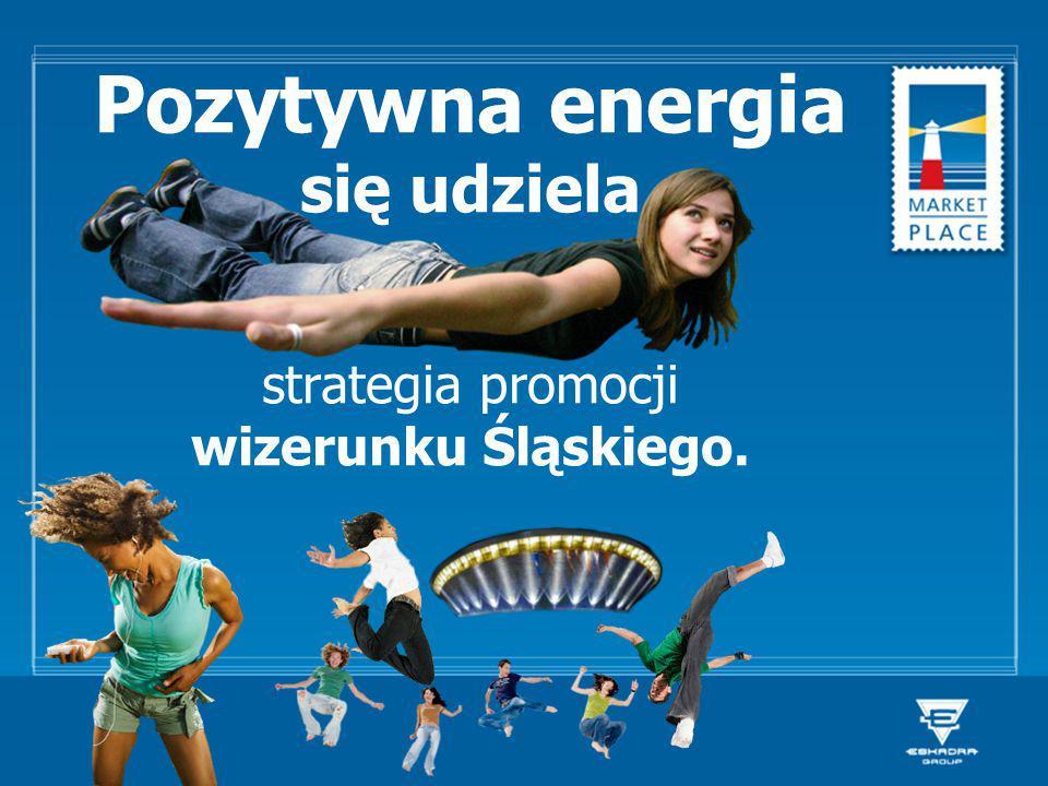 Pozytywna energia się udziela strategia promocji wizerunku Śląskiego.
