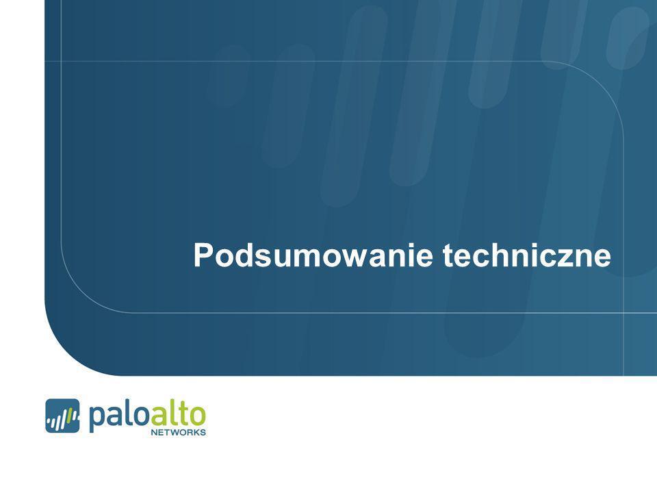 ISO9001:2001 Podsumowanie techniczne