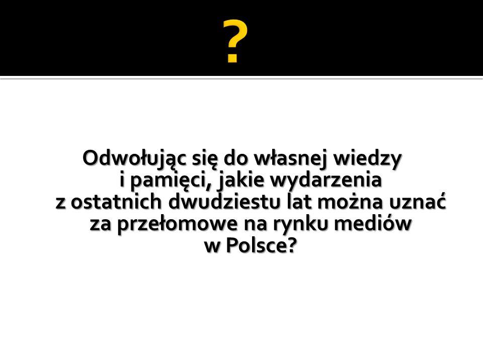 Jaką misję mają do spełnienia media publiczne w Polsce zgodnie z założeniami KRRiTv?