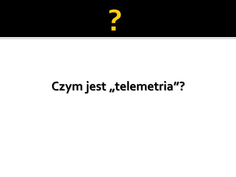 Czym jest telemetria?