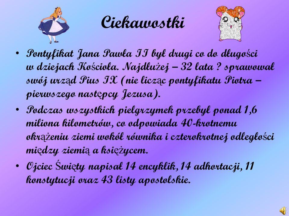 O godz. 21.37 osobisty papieski lekarz Renato Buzzonetti stwierdził ś mier ć Jana Pawła II. Ojciec Ś wi ę ty Jan Paweł II zmarł 2 kwietnia 2005 roku p