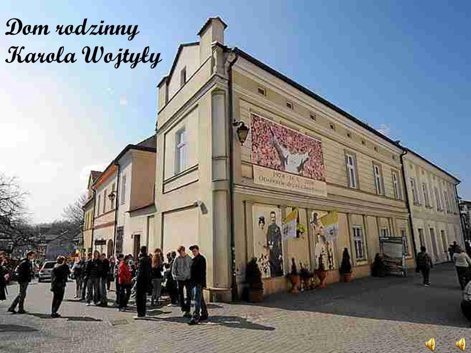 Życiorys Jana Pawła II Imi ę i nazwiska papie ż a Jana Pawła II to Karol Wojtyła. Urodził si ę w Wadowicach 18 maja 1920 roku. Dokładna data chrztu Ka