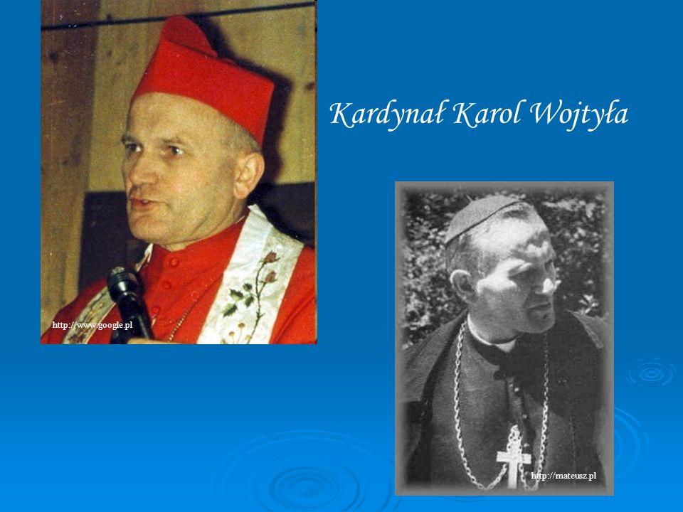 Kardynał Karol Wojtyła http://mateusz.pl http://www.google.pl