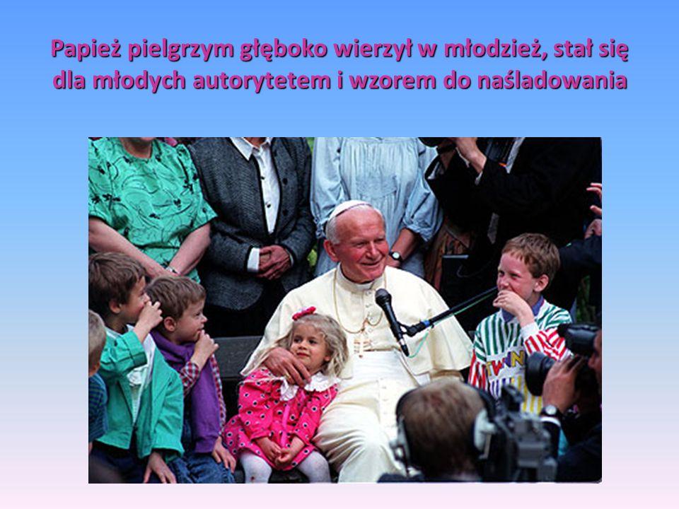 W Polsce był aż 8 razy. Nigdy nie zapominał o rodzinnych stronach i chętnie je wspominał w wygłaszanych homiliach.