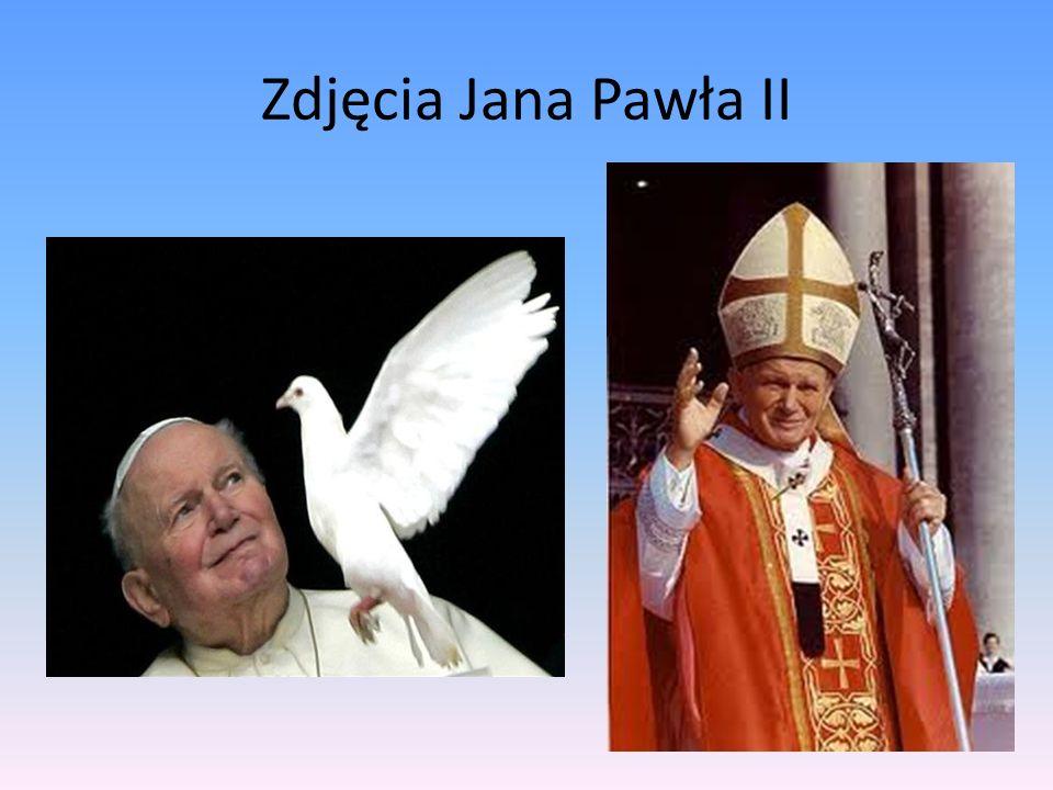 Papież pielgrzym głęboko wierzył w młodzież, stał się dla młodych autorytetem i wzorem do naśladowania