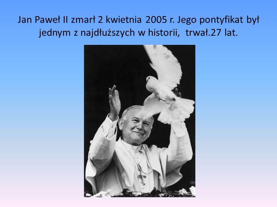 Zdjęcia Jana Pawła II