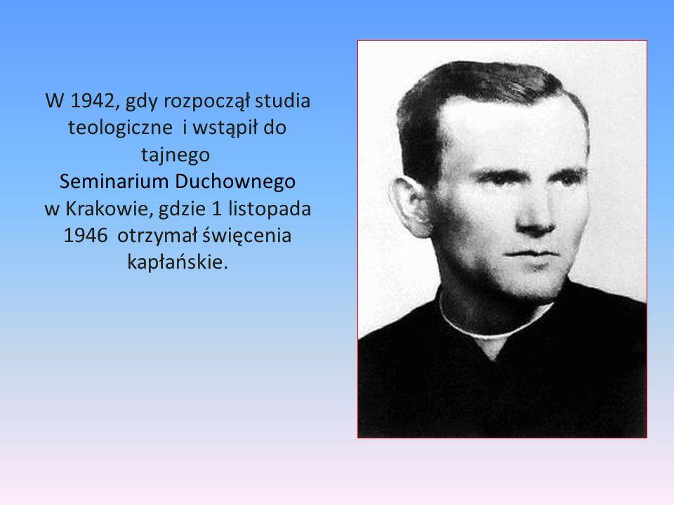 Podpis Jana Pawła II