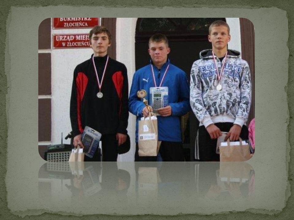 W Mistrzostwach Polski Młodzików Agata Żych osiągnęła bardzo dobry wynik w rzucie oszczepem, w województwie zachodniopomorskim zajmujemy czołowe miejs