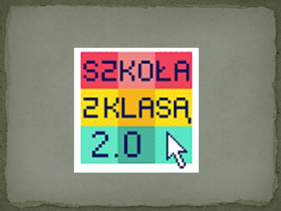 Nasza szkoła bierze udział w ogólnopolskiej akcji Szkoła z klasą 2.0. Każda szkoła, która przystąpiła do projektu ma obowiązek prowadzić bloga. Ucznio