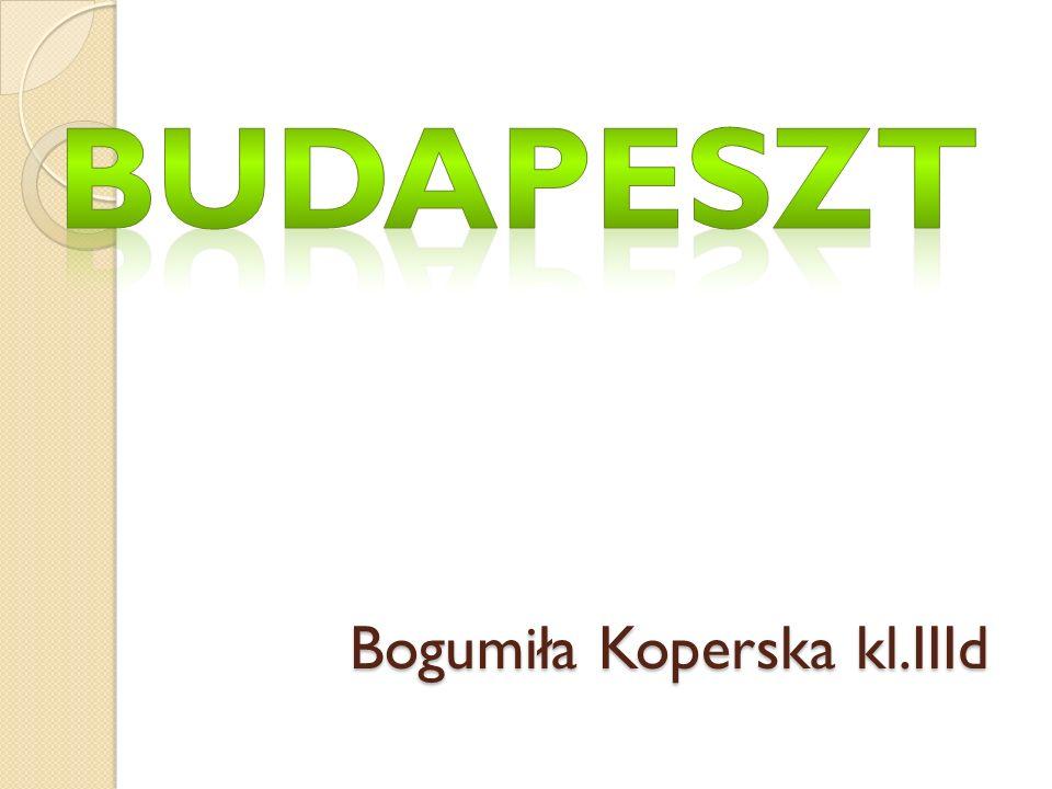 Bogumiła Koperska kl.IIId