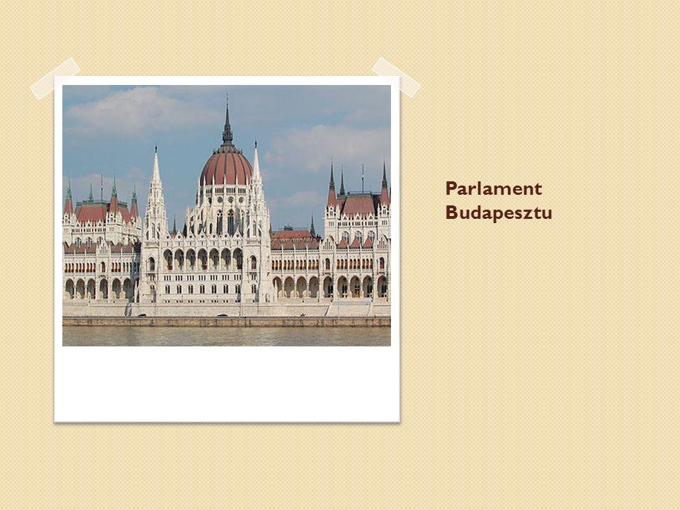 Parlament Budapesztu