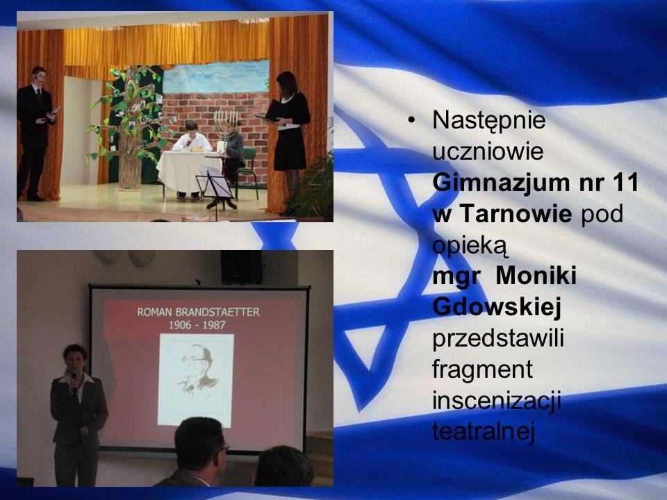 Kwiecień 2009 Uczniowie klas trzecich tarnowskich gimnazjów oraz szkół ponadgimnazjalnych wzięli udział w zorganizowanych przez naszą Szkołę warsztatach w formie Debaty Free2choose.