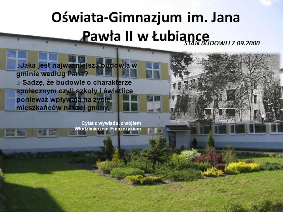 Oświata-Gimnazjum im.
