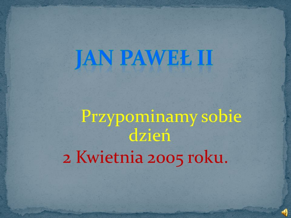 Prezentację wykonała Maria Świeboda kl. II B