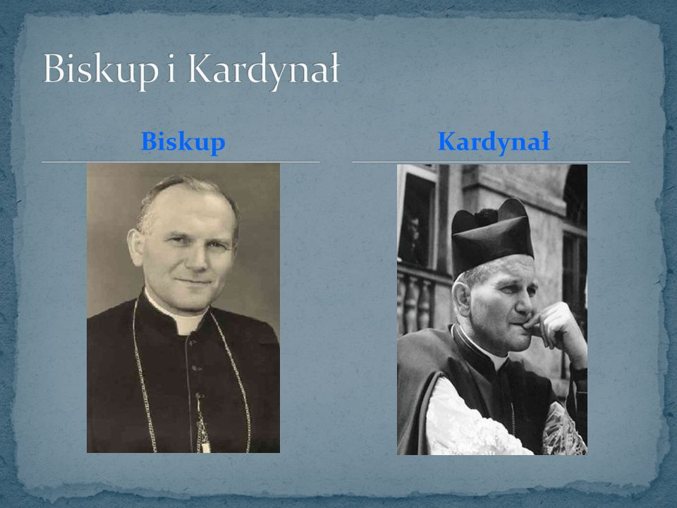 BiskupKardynał