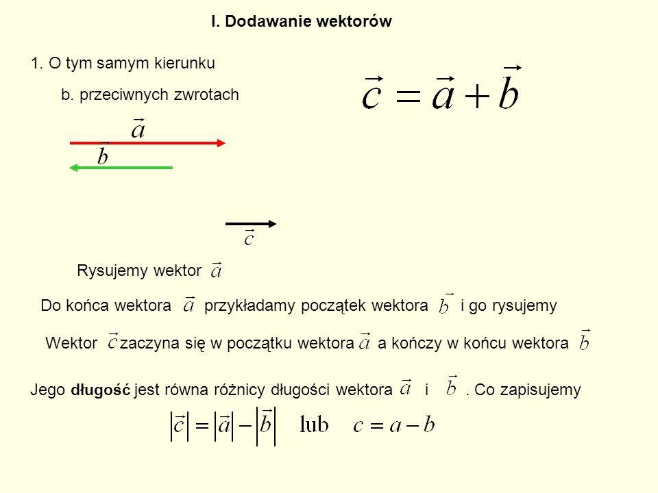 Zastosujmy dotychczasową wiedzę do przykładów z fizyki.