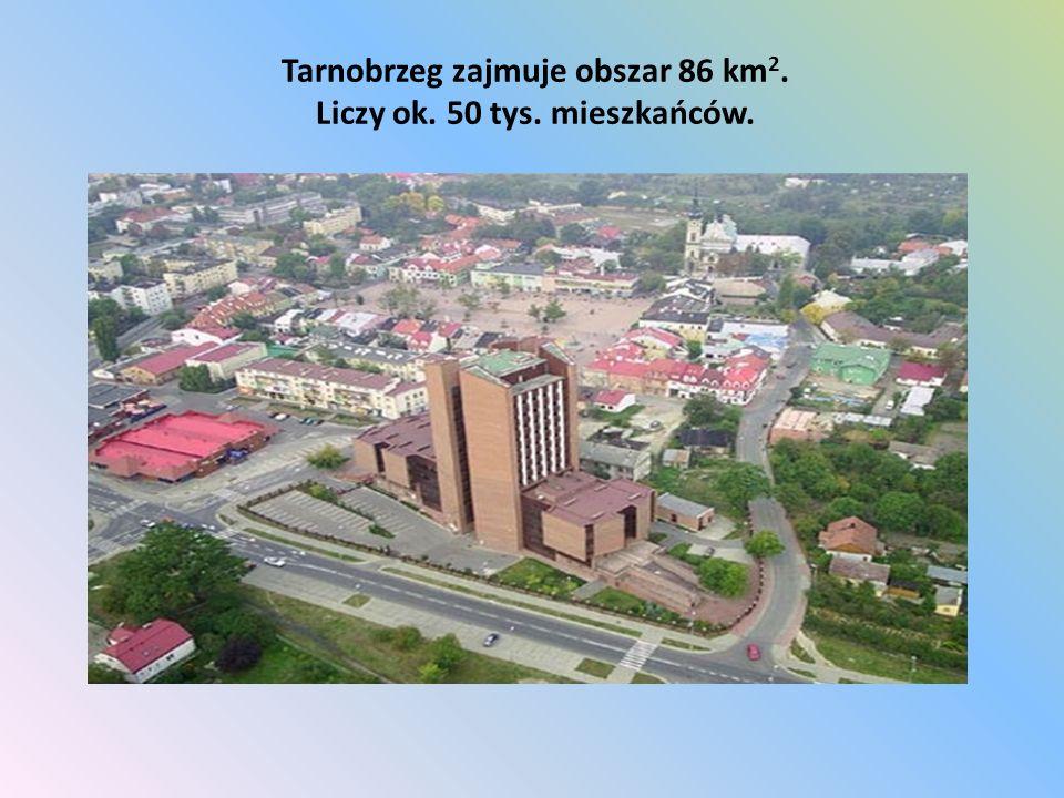 Obecnie jest miastem na prawach powiatu w województwie podkarpackim.