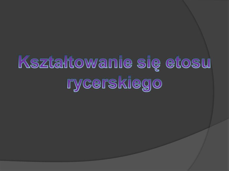Bibliografia Maria Ossowska, Ethos rycerski i jego odmiany, Warszawa 1986.