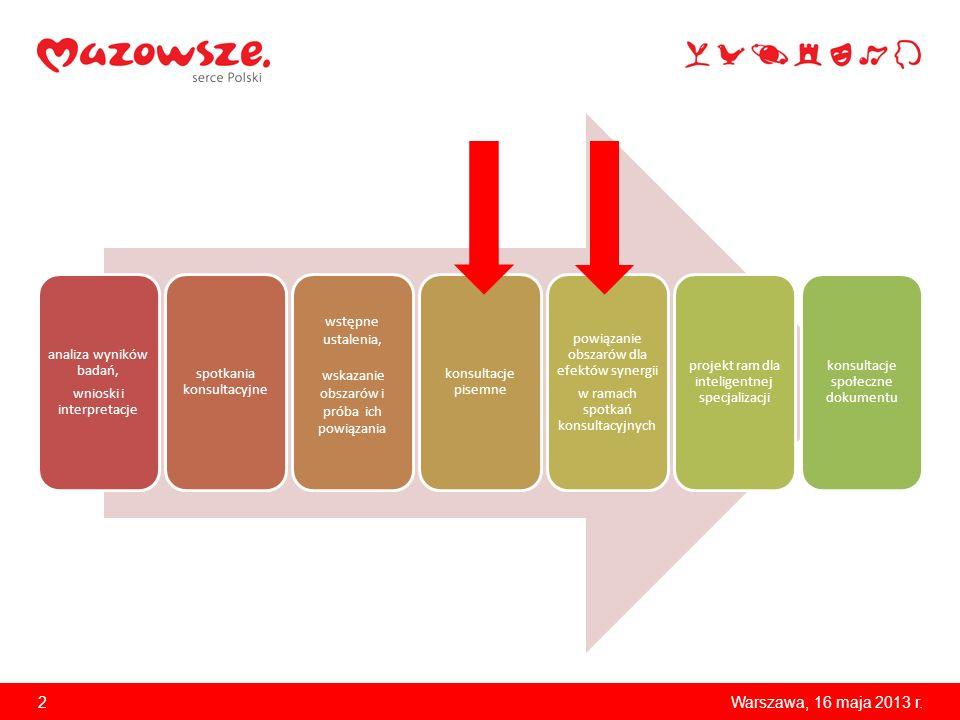 analiza wyników badań, wnioski i interpretacje spotkania konsultacyjne wstępne ustalenia, wskazanie obszarów i próba ich powiązania konsultacje pisemn