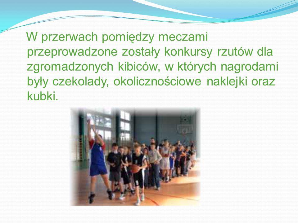 Podsumowanie Turnieju Koszykówki o PUCHAR NADZIEI OLIMPIJSKICH MŁODZIKÓW pod patronatem MARSZAŁKA WOJEWÓDZTWA LUBELSKIEGO Na oficjalnym zakończeniu rozgrywek Pucharu Nadziei Olimpijskich w sezonie 2006/2007, które odbyło się 30 kwietnia 2007 r..