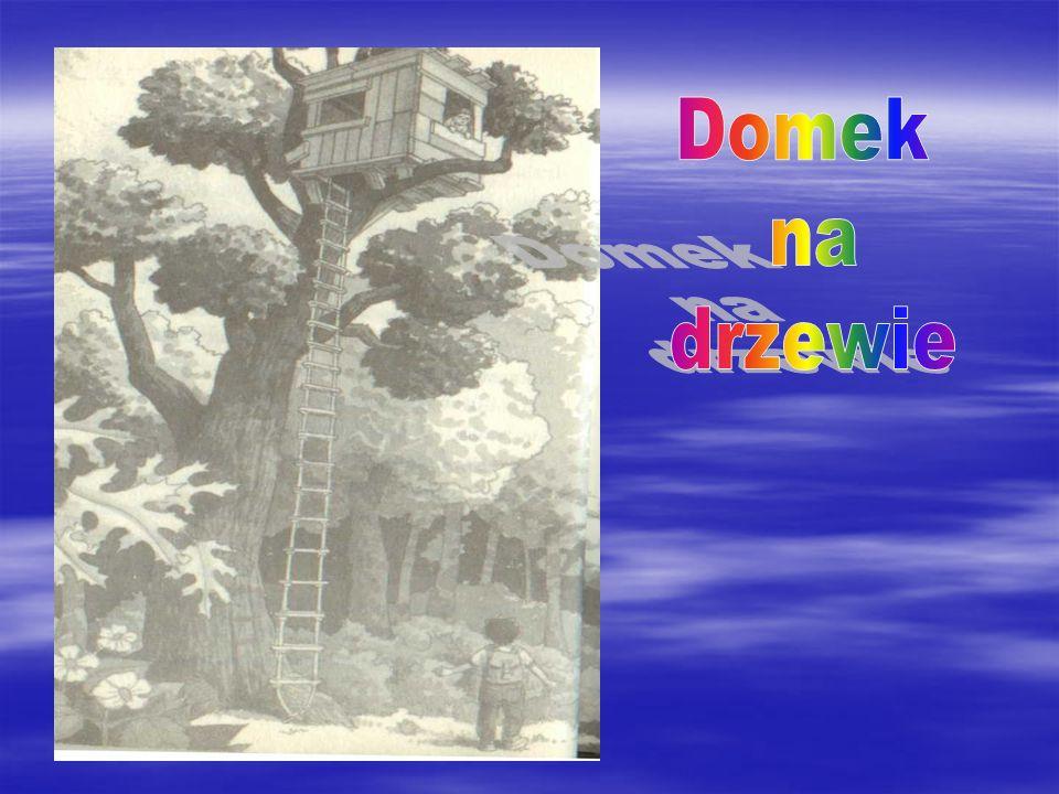 Magiczne drzewo przenosi bohaterów w różne miejsca gdzie poznają nowe przygody. Magiczne drzewo przenosi bohaterów w różne miejsca gdzie poznają nowe