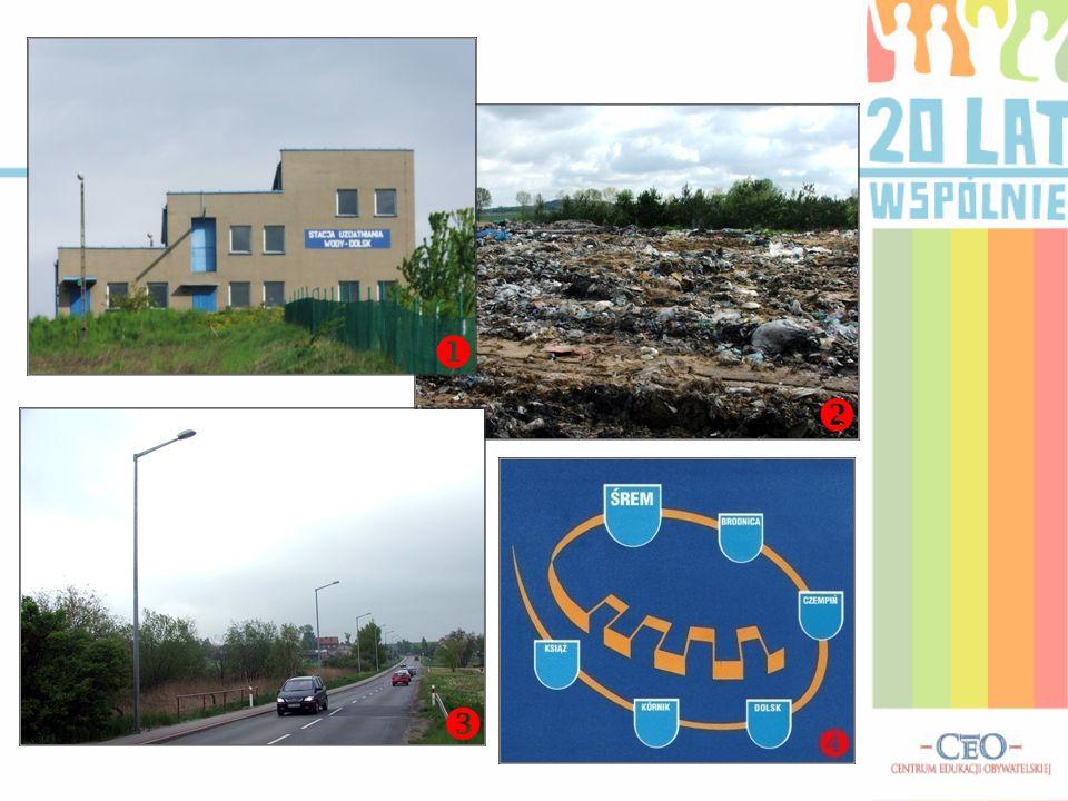 Dokonania II kadencji (1995-1998) Najważniejsze dokonania II kadencji: wybudowanie oczyszczalni ścieków w Dolsku (zdjęcie 1) budowa dróg asfaltowych Masłowo-Wieszczyczyn (zdjęcie 2) i cz.