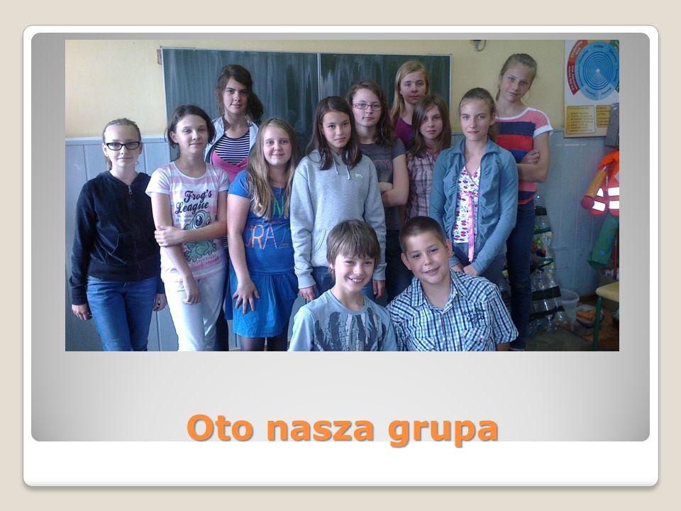 Oto nasza grupa