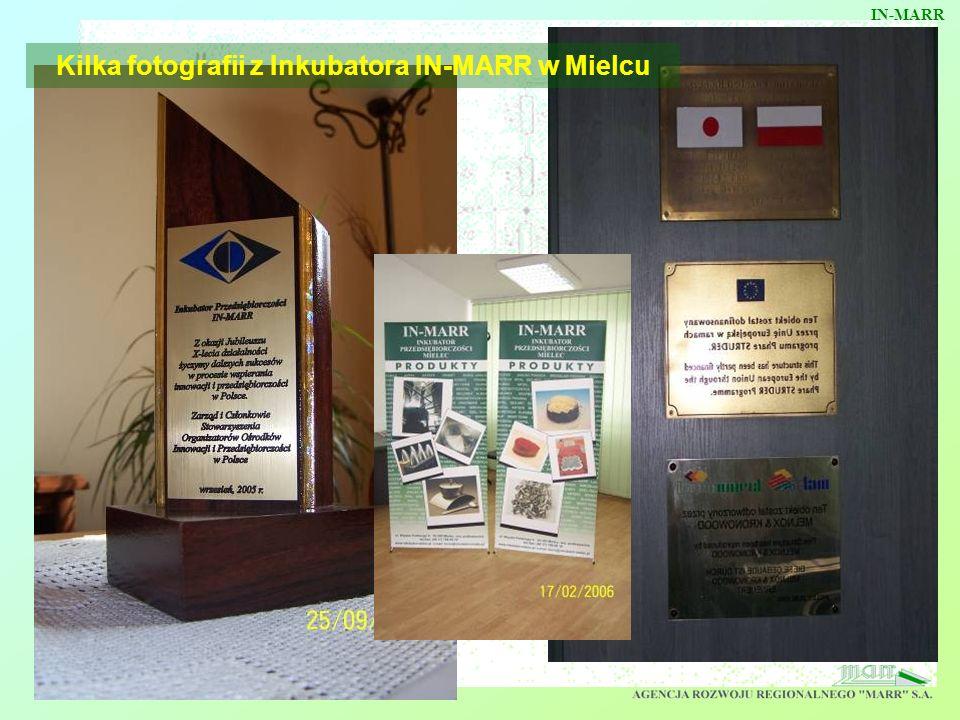 Kilka fotografii z Inkubatora IN-MARR w Mielcu IN-MARR