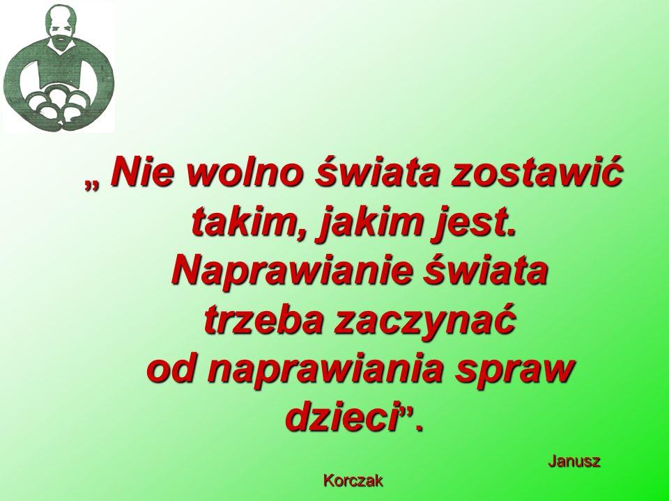 -popularyzacja humanistycznych idei Janusza Korczaka, -prowadzenie i upowszechnianie wyników badań nad życiem i dorobkiem twórczym Janusza Korczaka, Cele działalności Kręgu: