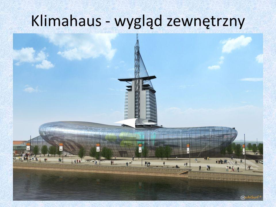 Oferta Klimahaus: 4.ekspozycja Perspektywy Na tej wystawie można prześledzić całą historię Ziemi.