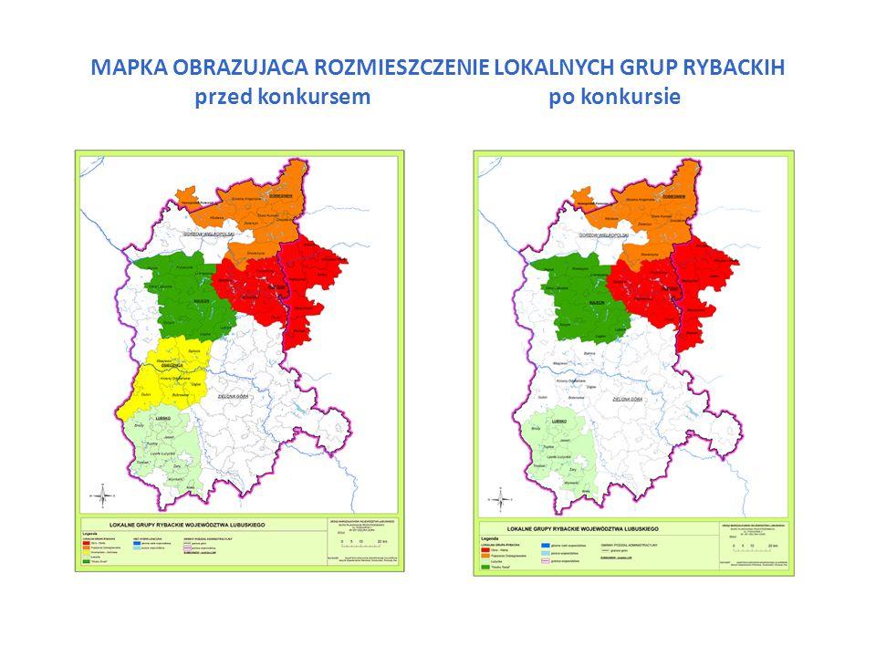 Łączna wysokość środków pozyskana przez lokalne grupy rybackie województwa lubuskiego wyniosła 92 669 210 zł.