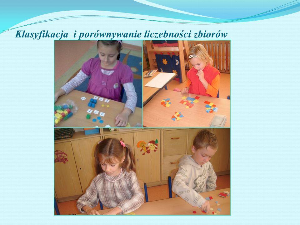 Grupa I – 4 uczni ó w z kl.I Grupa II – 4 uczni ó w z kl.