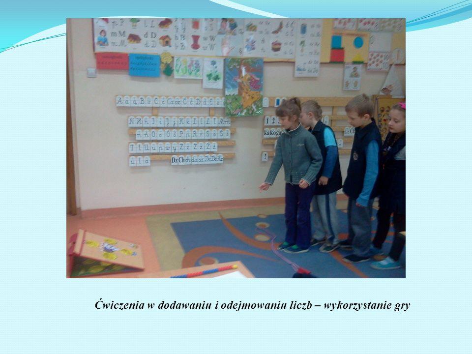 W zajęciach logopedycznych w ramach Projektu uczestniczyła jedna grupa licząca troje uczni ó w.