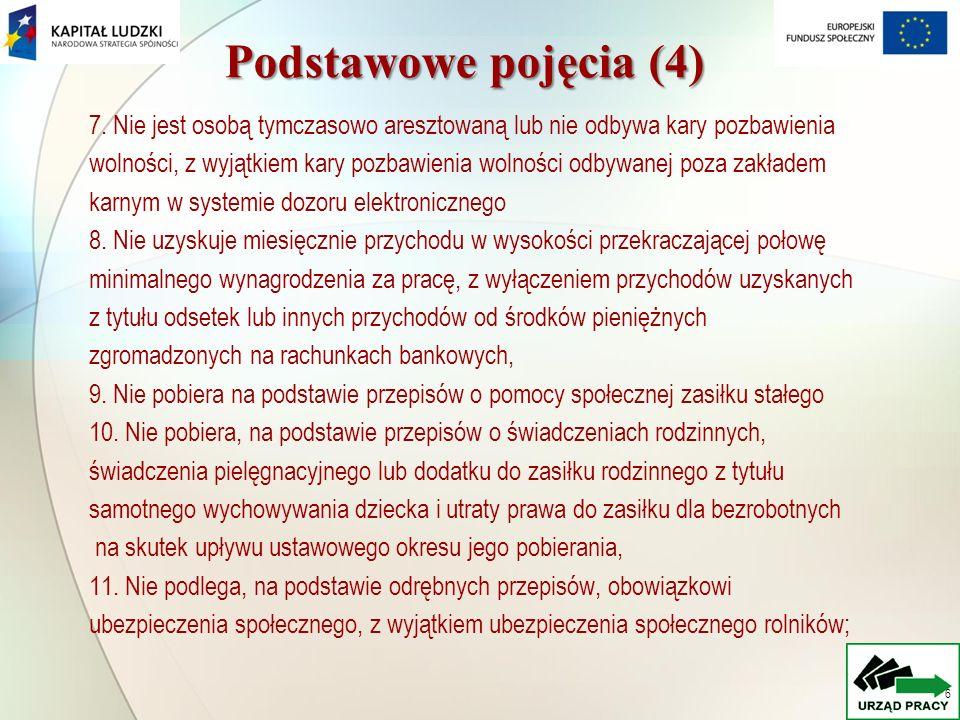 Podstawowe pojęcia (4) 7.