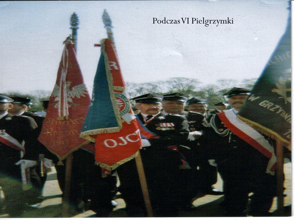 Podczas VI Pielgrzymki