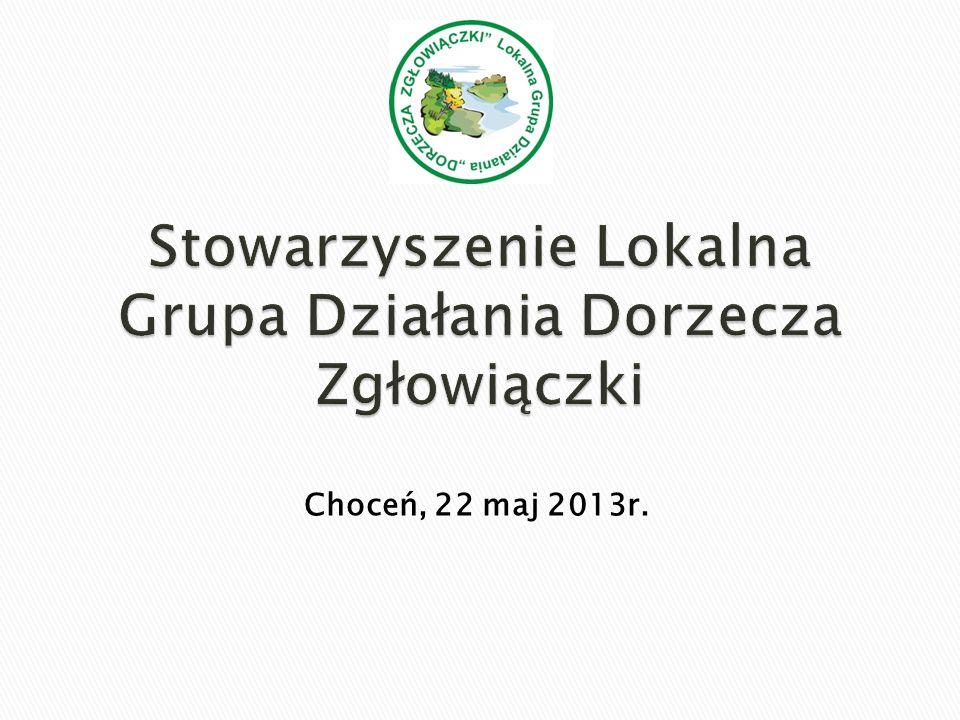 Choceń, 22 maj 2013r.