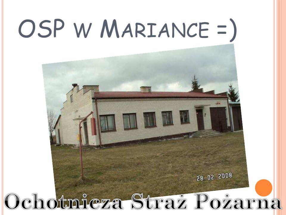OSP W M ARIANCE =)