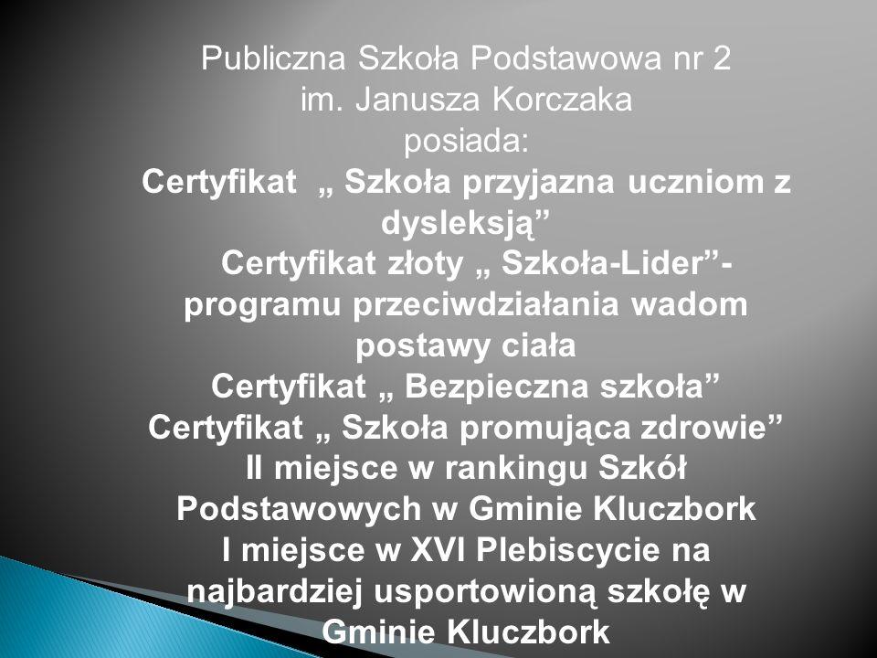 Publiczna Szkoła Podstawowa nr 2 im.
