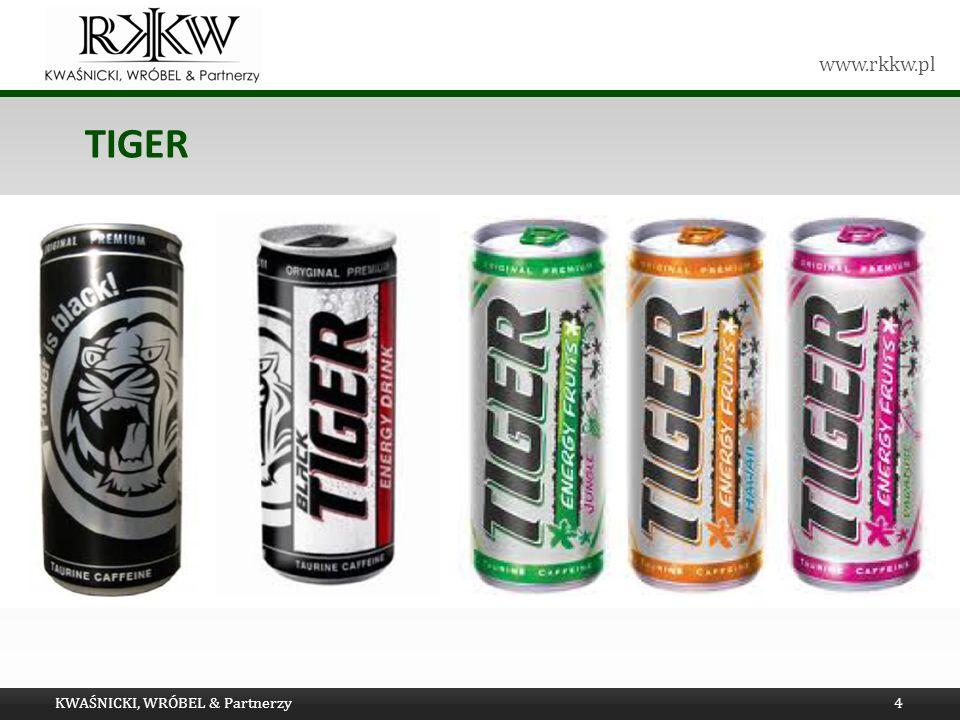 www.rkkw.pl TIGER KWAŚNICKI, WRÓBEL & Partnerzy4