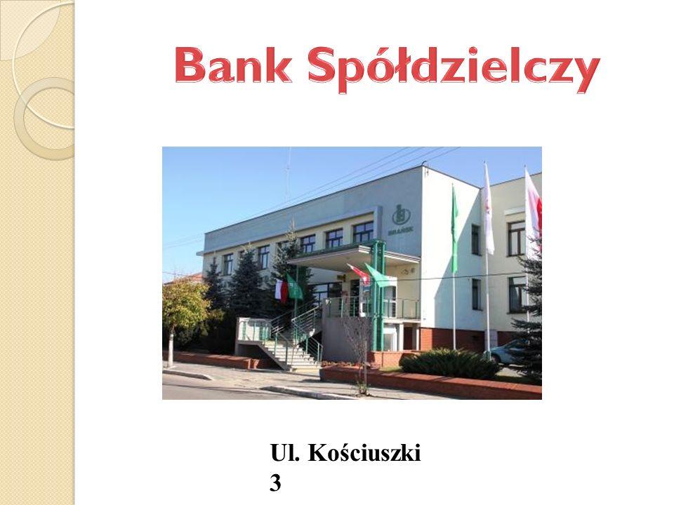 Ul. Kościuszki 3