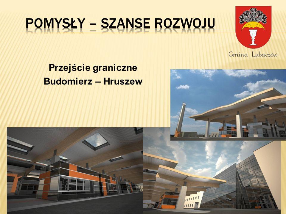 Przejście graniczne Budomierz – Hruszew