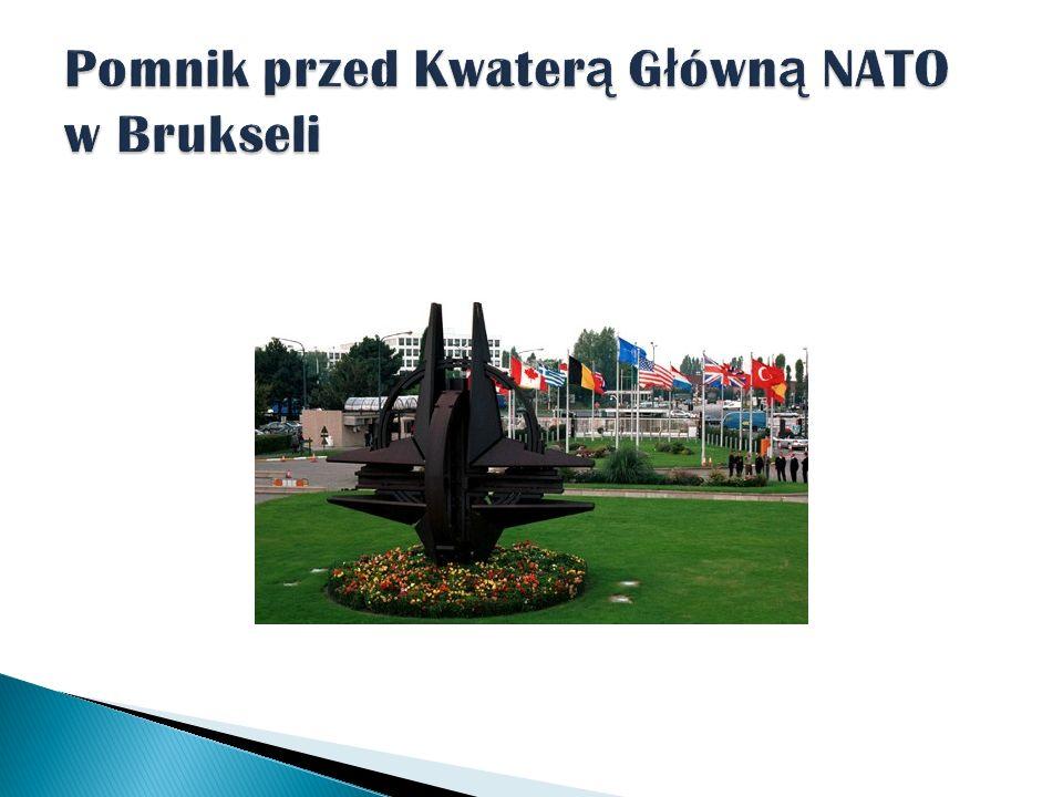 Strategia wojenna NATO oparta była głównie na amerykańskich koncepcjach strategicznych wynikających z oceny zagrożenia bezpieczeństwa międzynarodowego.
