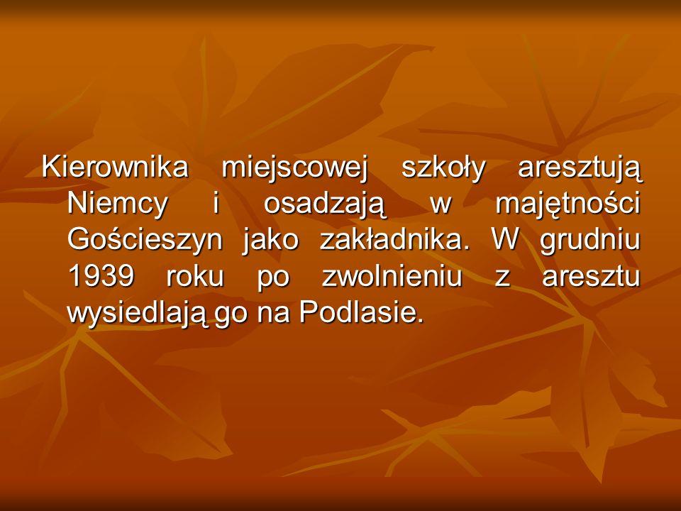 Również z inicjatywy kierownika szkoły Kazimierza Wietrzykowskiego dochodzi do budowy nowej pięknej szkoły przez pracowników Leszczyńkiego Przedsię- biorstwa Budowlanego.
