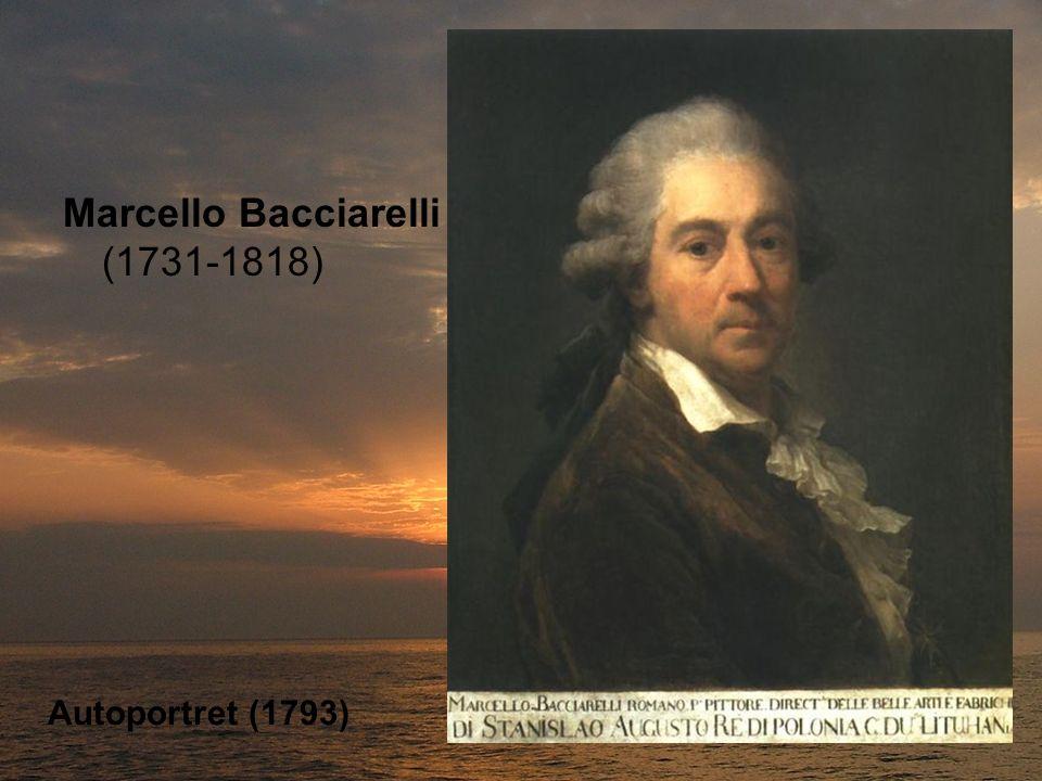 Autoportret (1793) Marcello Bacciarelli (1731-1818)